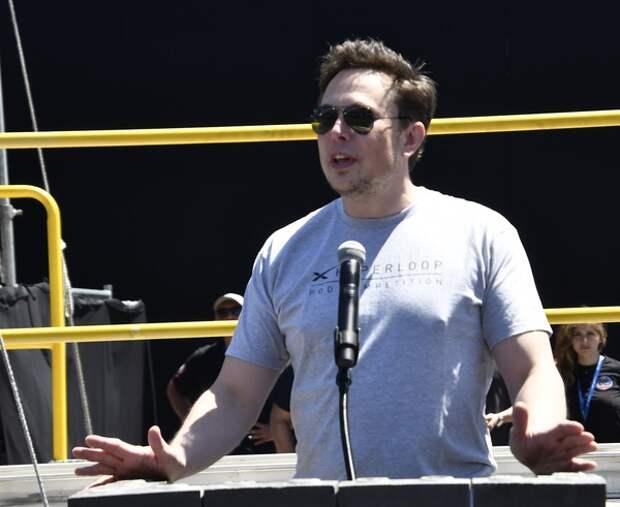 Илон Маск заявил о своём желании полететь на Марс