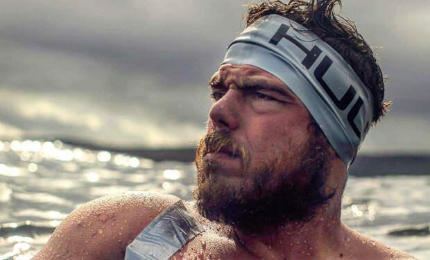157 дней в воде: спортсмен вплавь обогнул Великобританию и не выходил на сушу 2879 километров