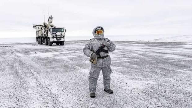 В США отреагировали на расширение российского присутствия в Арктике