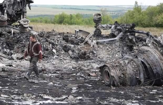 Малайзия выступила с заявлением по делу MH17