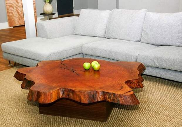 Как ухаживать за мебелью из натурального дерева