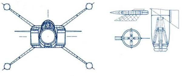Шквал-1А – проект советского истребителя вертикального взлета и посадки