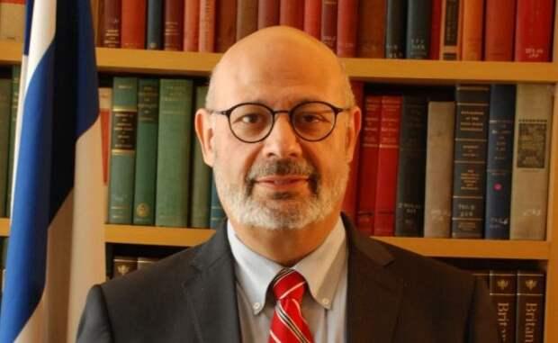 Посол Израиля вУкраине оБандере: Пособник нацистского режима