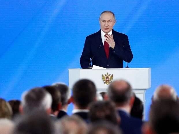 Путин отметил отсутствие реакции Запада на предотвращенное покушение на Лукашенко