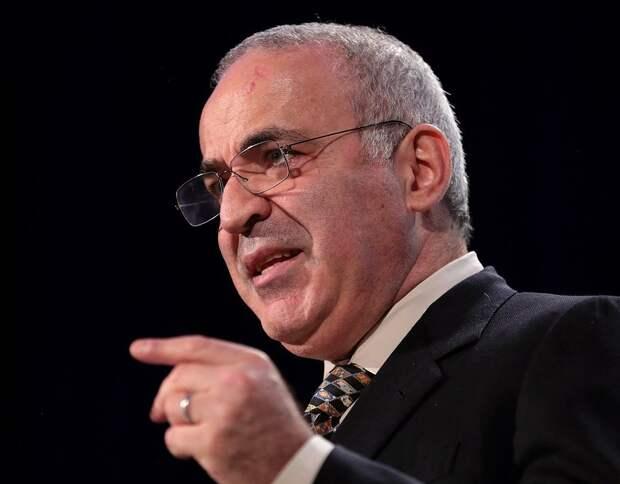 Каспаров признал беспомощность оппозиции