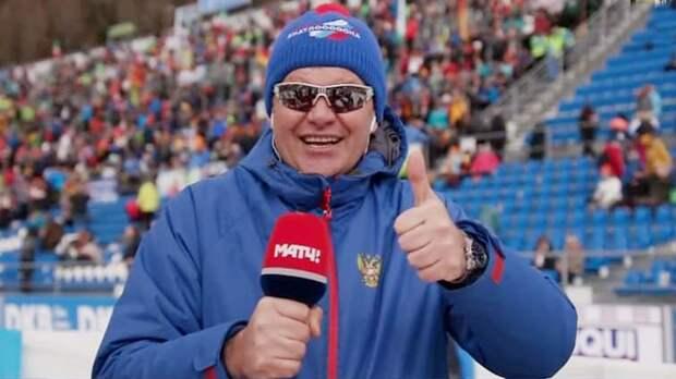 Губерниев отреагировал на запрос Драчева о проверке российского биатлона на допинг