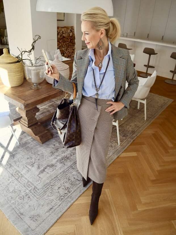 В чем ходить в офис, чтобы выделяться среди коллег? 3 проверенных сочетания от зарубежных модниц
