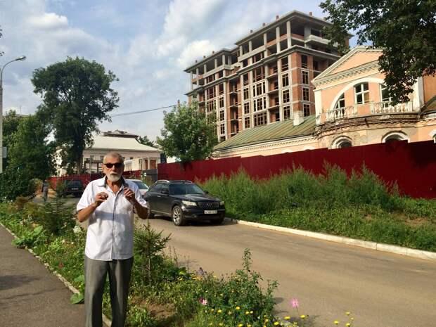 Музей Ижевска снял сюжет о старейшем здании города