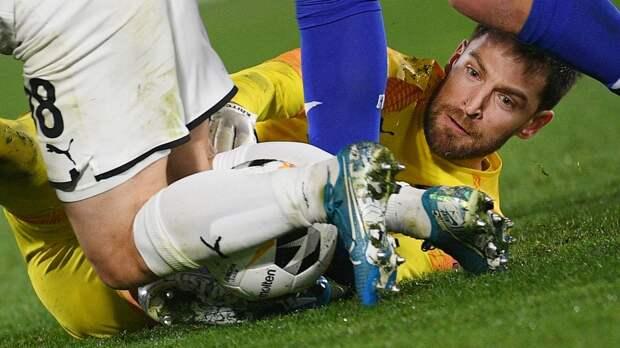 «Морейренсе» и «Белененсеш» сыграли вничью, Крицюк пропустил 2 гола
