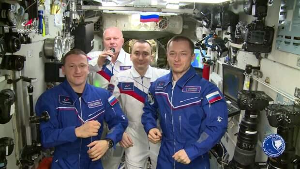 Экипаж МКС вернулся на Землю. События дня. ФАН-ТВ