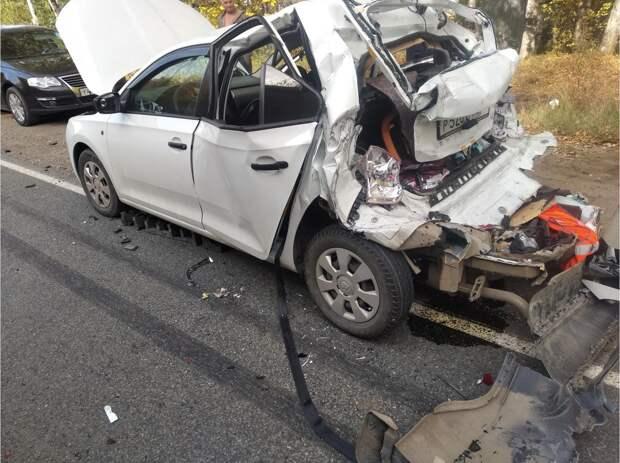Пять человек, в том числе годовалый ребенок, получили травмы в аварии в Удмуртии