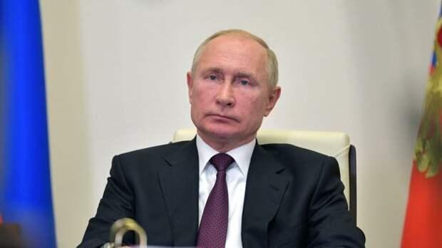Путин ответил, кого издвух кандидатов предпочелбы впрезиденты США