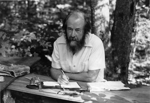 Новое граффити с портретом Александра Солженицына появится в Твери
