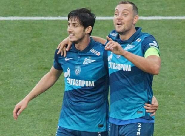 Дзюба присоединился к «Зениту»