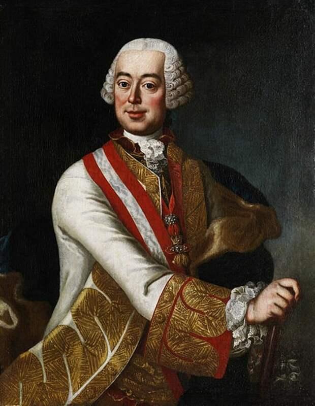 Генерал-фельдмаршал Леопольд Йозеф фон Даун.