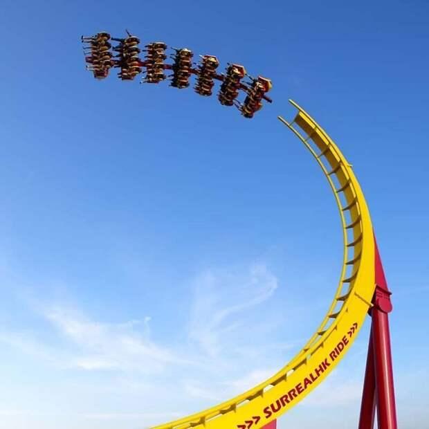 14. Вы готовы к сюрреалистической поездке? Томми Фанг, гонконг, забавно, талант, фантазия, фото, фотошоп, художник