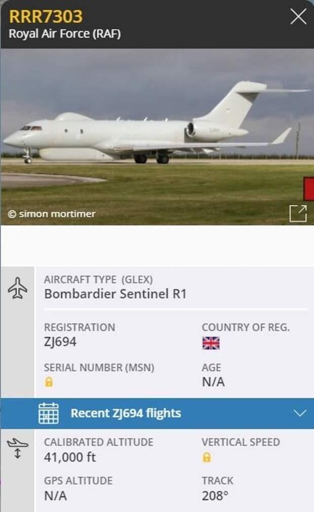 Разведка вдоль границ России. Как увидеть самолет-разведчик у наших границ?