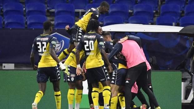«Монако» Головина вышел вполуфинал Кубка Франции