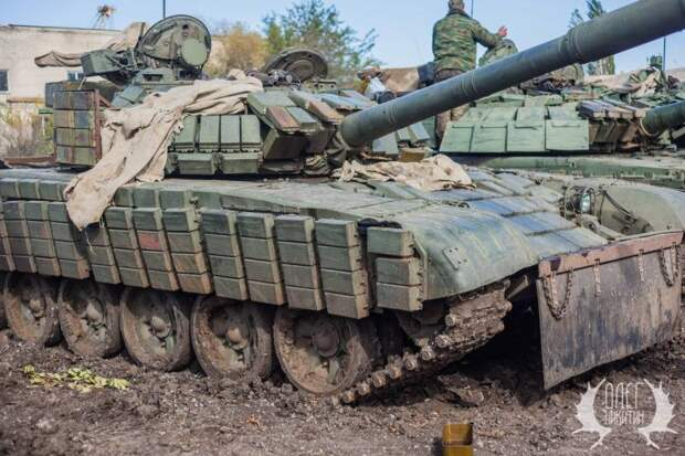 Эскалационный путь на ТВД Новороссии снова в силе. Памятка по противодействию украинским Т-80БВ