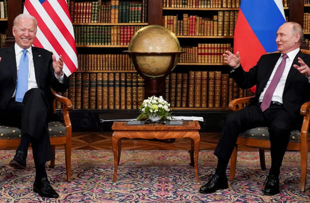 Байден назвал «настоящую проблему» Путина