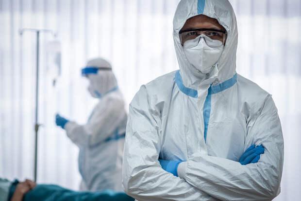 В России выявили 5504новых случая коронавируса