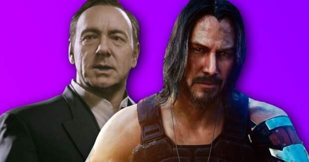 7 знаменитостей, которые стали героями компьютерных игр