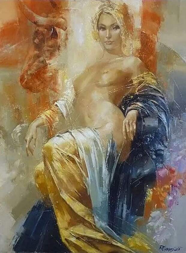 художник Роман Гарасюта (Roman Garassuta) картины – 24