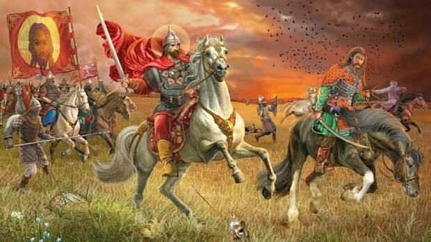 Мифы Куликовской битвы: как Мамай Русь ненавидел…