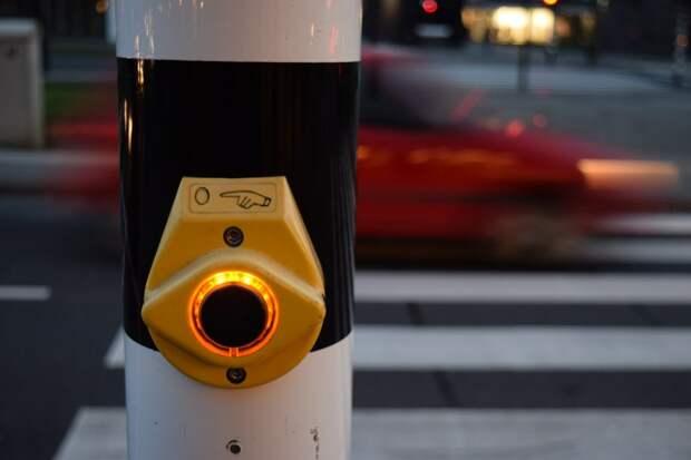 В Ижевске в 2020 году появится три новых светофора «с кнопкой»