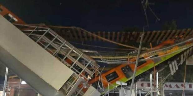 В результате ЧП в Мексике погибло более 10 человек