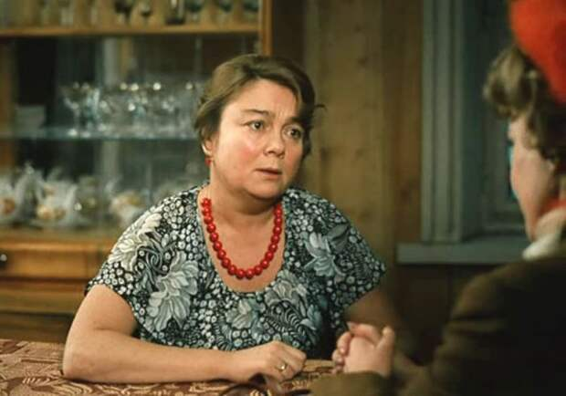 Нина Дорошина в фильме *Любовь и голуби*, 1984 | Фото: kino-teatr.ru