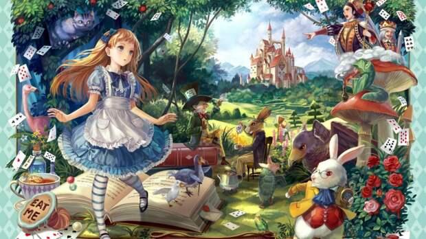 25 цитат из «Алисы в Стране чудес»