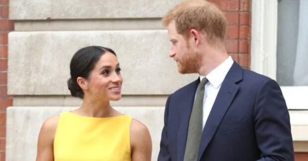 Чего добивается жена принца Гарри