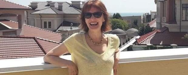 Ольга Зарубина собралась эмигрировать к жениху в США