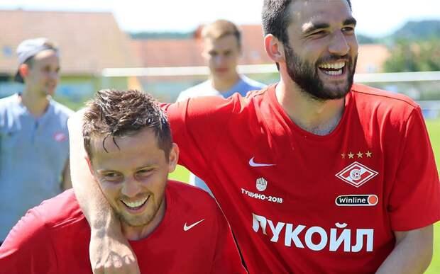 Джано: «Нурмагомедов круто играет. Предложил Джикии подписать Хабиба в «Спартак» вместо Кокорина»