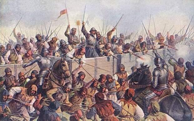 Завершение гуситских войн