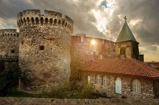 Лучшие локации Белграда на фото