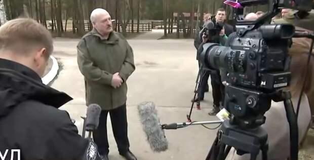 Лукашенко ответил на нападки оппозиции о поглощении Белоруссии Россией