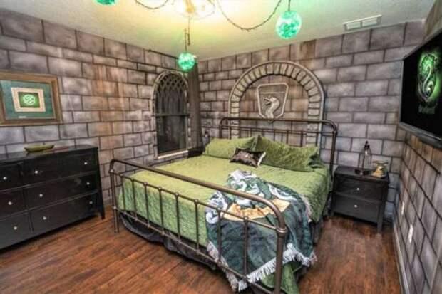 Тематический отель Гарри Поттера