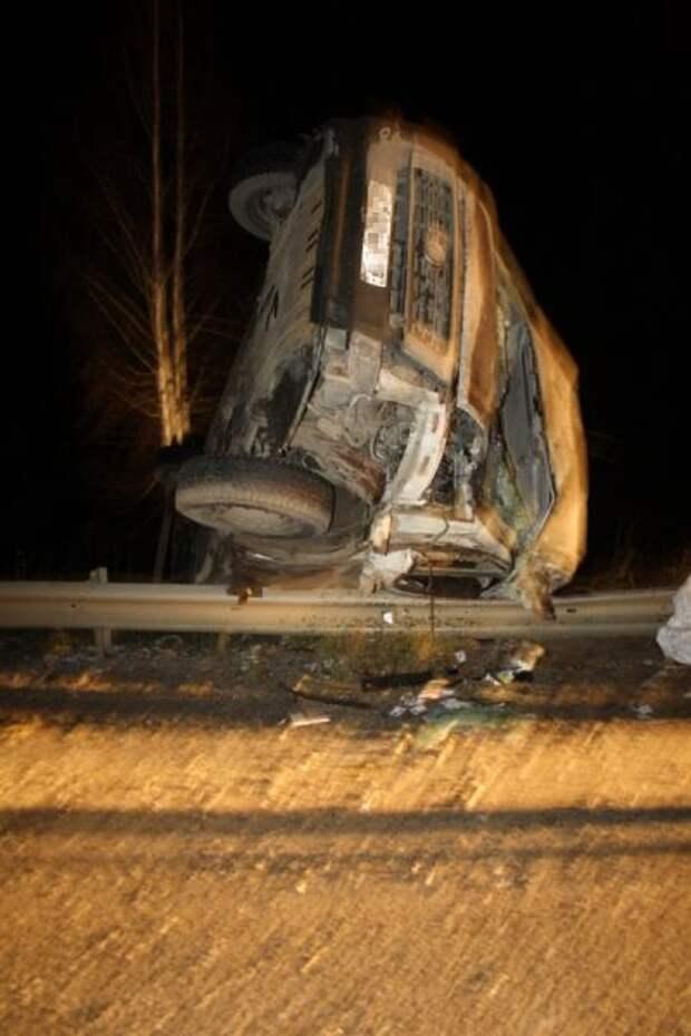 Житель Ижевска устроил смертельное ДТП на трассе в Пермском крае