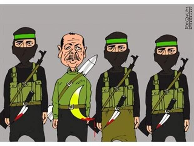 Боевики превратились в инструмент Эрдогана во внешней политике