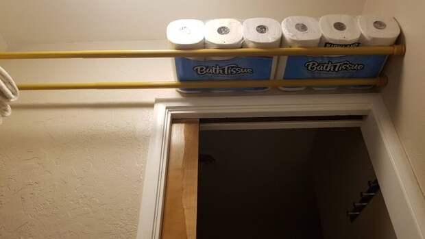 Находчивые люди, которые нашли применение каждому сантиметру в своём жилище