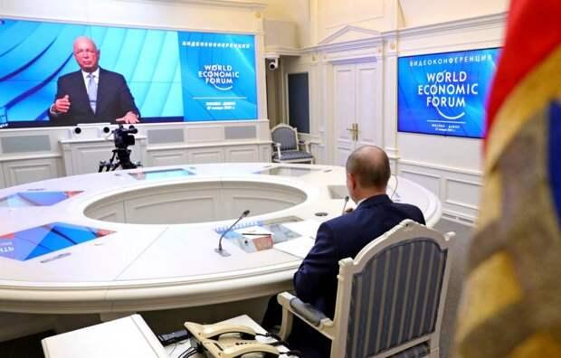 Между Мюнхеном и Давосом: Путин устал предупреждать Запад