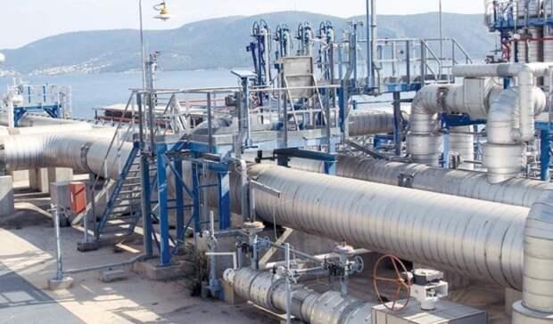 Намесяц продлила Греция международный тендер наподземное хранилище газа вКавале