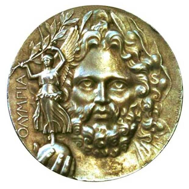 Медаль Олимпийских игр 1896 года продали за 65 тыс долларов