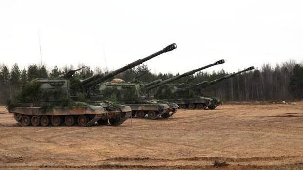 Российская самоходная артиллерия получит единую систему управления тактического звена