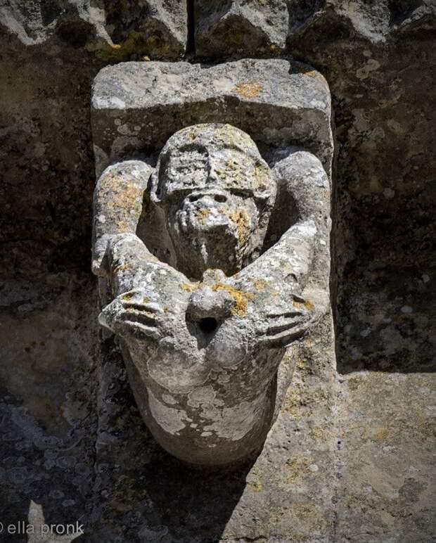 Немного о чистоте нравов европейского Средневековья