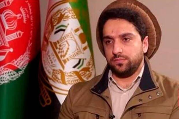 Масуд заявил о готовности к переговорам с талибами