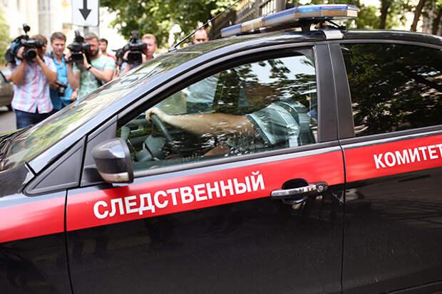 Обыски в офисе Главного следственного управления Следственного комитета России