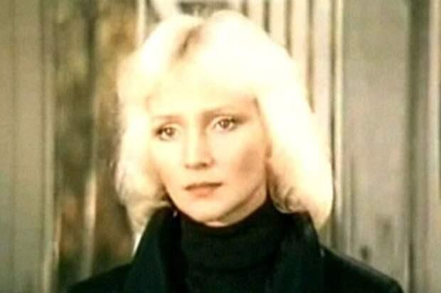 Татьяна Паркина в фильме *Не могу сказать *прощай*, 1982 | Фото: kino-teatr.ru